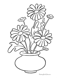 Small Picture Flower Friends Coloring Page Daisy Scouts Coloring Daisy Flower