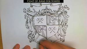 How To Design A Coat Design Your Coat Of Arms Lessons Tes Teach