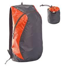 <b>Складной рюкзак Wick</b>, оранжевый (артикул 3229.20) - Проект 111