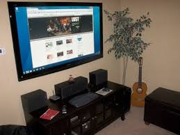 A PC In The Living Room Here Are The Basics Friend Michael Magnificent Living Room Pc