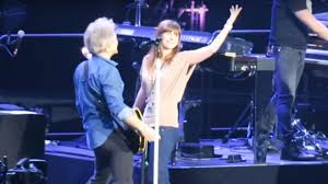 After 27 years together, jon bon jovi and his wife dorothea — who along with their four kids, use his given last name — have somehow managed to keep the two very. Jon Bon Jovi And Daughter Stephanie Adorably Dance To The Song He Wrote For Her See The Heartwarming Moment Entertainment Tonight