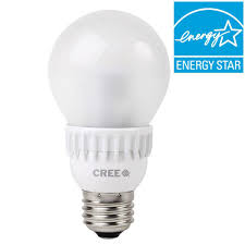 What Is A Cree Light Cree 60w Equivalent Soft White 2700k A19 Dimmable Led Light Bulb