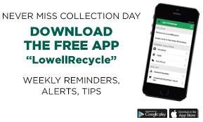 Image result for lowell recycle app