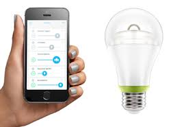 The bulb is controlled by the Wink app (available for iOS and Android) from  Quirky. In addition to switching lights ...