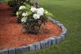 cheap garden edging. lawn edging stone ideas inexpensive landscape intended for decoration cheap garden m