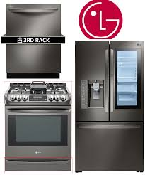 Lg Kitchen Appliance Packages Lfxc24796dlsg5513bdldf7774bd In By Lg Canada In Toronto On Lg