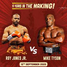 The ufc middleweight champion will serve as an analyst for the mike tyson vs. Mike Tyson Vs Roy Jones Jr Live Stream Online Free Miketysonvjones Twitter