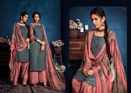 Winter Suits Design For Ladies Sargam Prints Karnika Pashmina With Designer Work Ladies