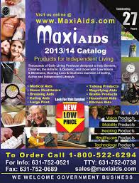 MaxiAids 2013/14 Catalog by MaxiAids.com - issuu