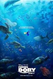it s time to tackle pixar s latest feature which takes us back to the depths of the ocean of finding nemo and this time focusing