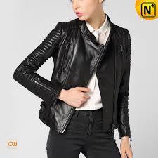 leather biker jackets womens cw650022 jackets cwmalls com