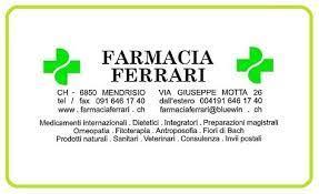 A noi piaceva molto e ne avevamo sempre una a portata di mano Farmacia Ferrari Mendrisio Bloomsisters Sagl