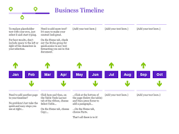 Project Timeline Beauteous Timelines Office