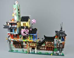 70657 NINJAGO City Docks | Brickset