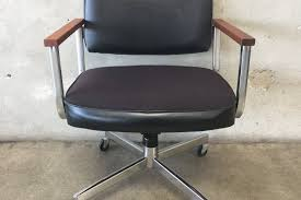 mid century office chair. Vintage Mid Century Office Chair Urbanamericana