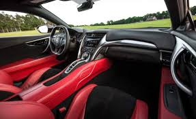 2018 honda nsx price. unique honda 2018 acura nsx interior throughout honda nsx price a