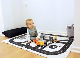 car nook 04 play rug felt toy