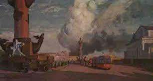 Реферат на тему Изобразительное искусство блокадного Ленинграда  hello html 55f45a0f jpg