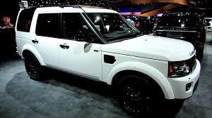 land rover 2014 lr4 black. 2014 land rover lr4 scv6 exterior and interior walkaround 2013 la auto show youtube lr4 black