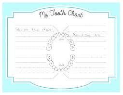 The Best Baby Teeth Chart Printable Garza S Blog