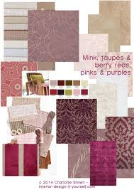 What Colors Go With Taupe & Mink? BERRY SHADES