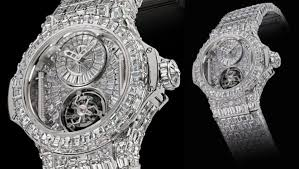 most expensive accessories for men bornrich hublot s big bang watchwatch