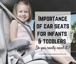 importance of car seats for infants and