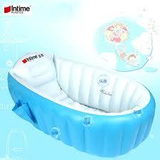 bathtubs bathtubs for portable bathtub inflatable bath tub child tub cushion foot air pump