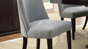 grey upholstered dining chair glamorous pair of grey upholstered oned dining chairs gray upholstered dining chairs