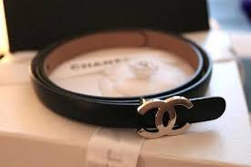 chanel belt. black chanel belt