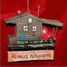 redneck christmas decorations   redneck spam christmas tree ...