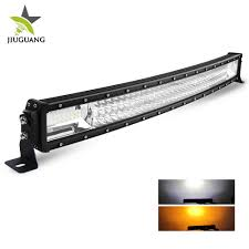 50 Inch Cree Curved Light Bar Hot Item 50 Inch Curved 12d Cree Led Light Bar With Automotive Lighting
