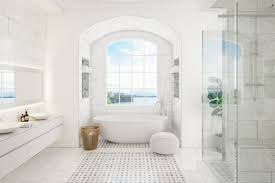 smart glass for bathroom enclosures and