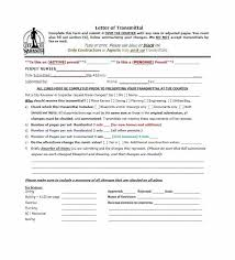 Free Letter Of Transmittal Template Form Sample Azizim Co
