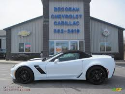 2015 Chevrolet Corvette Z06 Convertible in Arctic White - 604821 ...