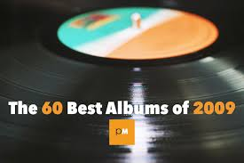 Top Billboard Charts 2009 The 60 Best Albums Of 2009 Popmatters