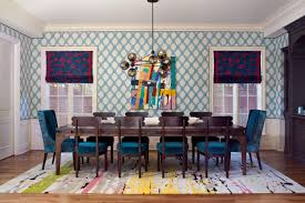 Dining Room Chairs Blue Modern Rooms Colorful Design Marvelous - Dining room chairs blue
