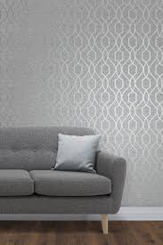 Apex Trellis by Albany - Silver - <b>Wallpaper</b> - FD41995 in 2019 | <b>Grey</b> ...
