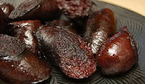 Image result for recipe for black pudding sausage