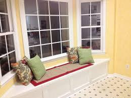 bay window seat desk