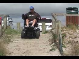extreme x8 by magic mobility 4wd wheelchair doing sandy stairs extreme x8 by magic mobility 4wd wheelchair doing sandy stairs