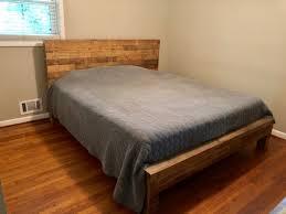 West Elm Emmerson Reclaimed Wood Bedroom Set