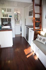 A  Square Feet Lofted Tiny House On Wheels In Omaha Nebraska - Tiny house on wheels interior