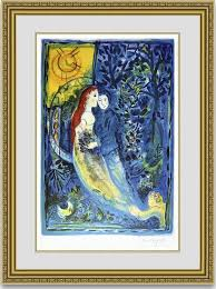 painting chagall wedding wedding frame choice amount of instrumentation included masterpiece famous paintings wall art presents  on famous paintings wall art with kaigahanbai rakuten global market painting chagall wedding
