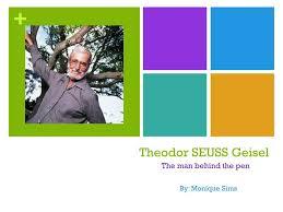 PPT - Theodor SEUSS Geisel PowerPoint Presentation, free download -  ID:1611008