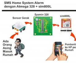 alarm system notification ge concord 4 workshop home renovation sms system alarm using sim 800l motion detector and atmega 328