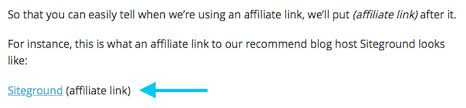 affiliate marketing for beginners a step by step comprehensive guide affiliate link