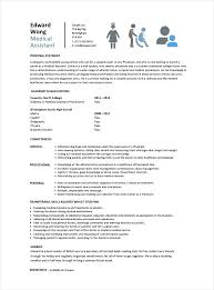 Resume Examples For Medical Assistant Extraordinary Samples Of Medical Assistant Resumes Samples Of Medical Assistant