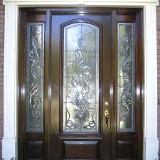 leaded glass exterior doors trditionl estte leded glss stained for leaded glass exterior doors