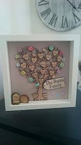 large family picture frames our family tree framed family tree personalised family tree frame large wooden